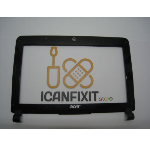 CORNICE ANTERIORE MONITOR BOTTOM COVER DISPLAY LCD ACER ASPIRE ONE D150 PN AP06F000A00